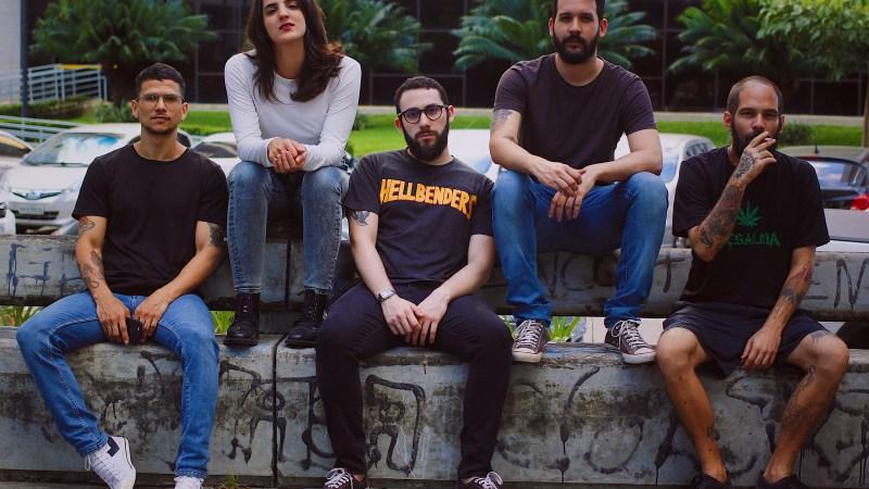 """Surt revela nova fase da banda ao lançar o EP """"Inside"""""""