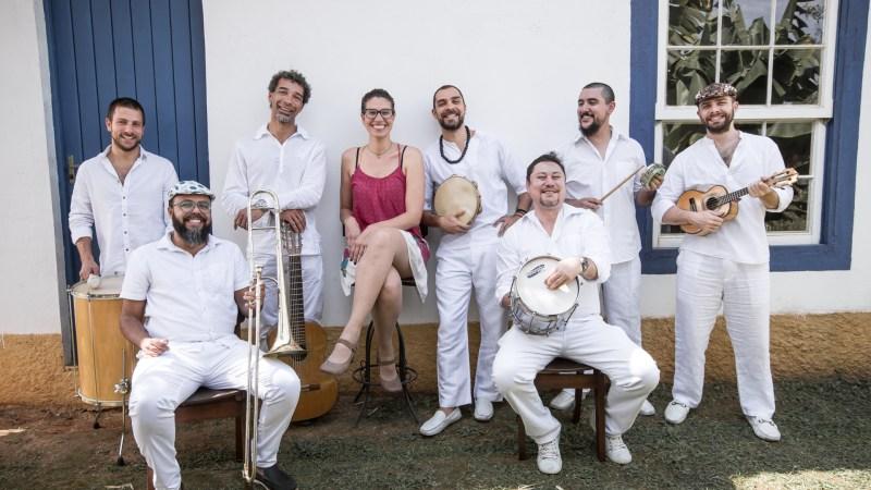 Mandalá canta as Pérolas do Samba em shows online