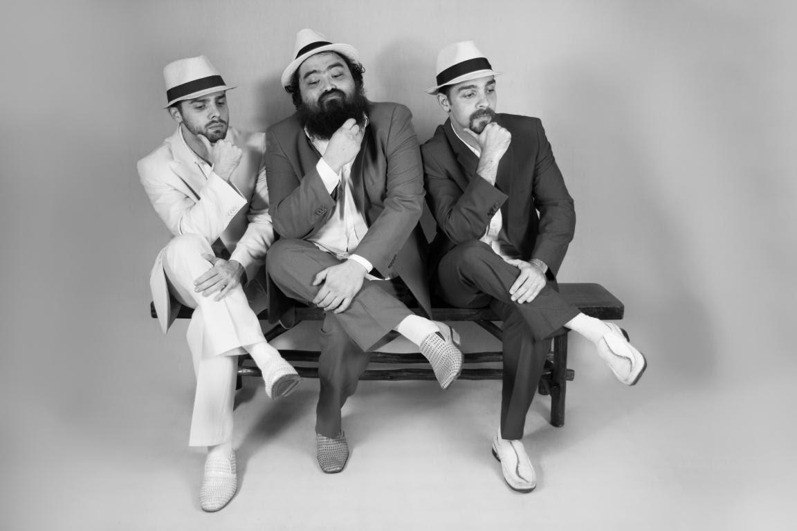 """Trio Gato com Fome lança """"Sedento"""", seu terceiro álbum"""