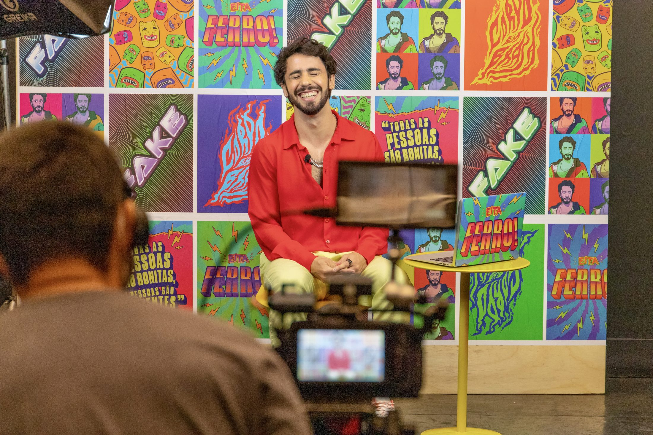 "Romero Ferro lança segunda temporada de ""Eita, Ferro!"""