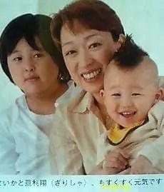 「橋本聖子の子供」の画像検索結果