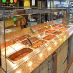 Clever Counter Design To Enhance Football For Restaurant Chain