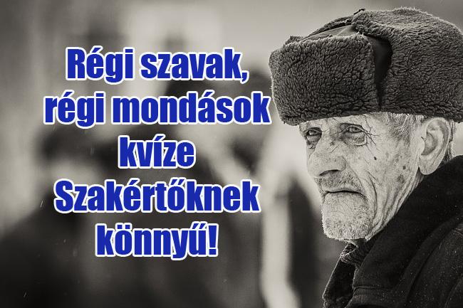 régi szó, hogy tudja)