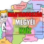 A Kvízmester.comonmegjelent A nagy megye KVÍZ – Mennyit tudsz Magyarország megyéiről? Nem könnyű!.