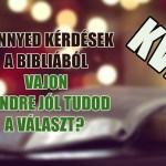 biblia kvíz