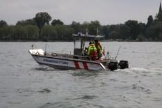 unser Boot, die V112, am Bodensee