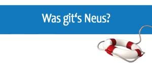 Was git's Neus? Der Newsletter der Wasserrettung Feldkirch-Frastanz
