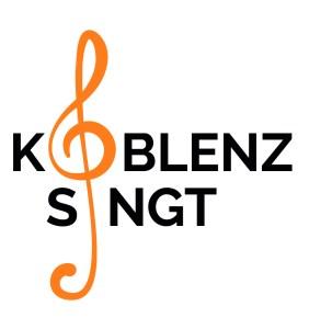 Logo Koblenz singt