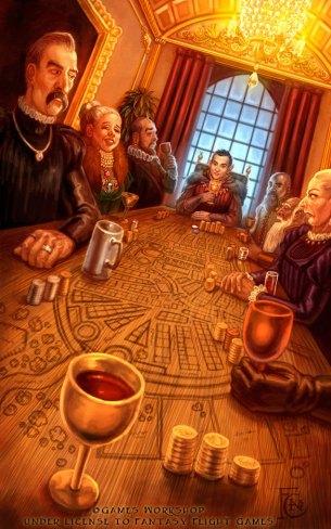 Merchant's Guild for Talisman ©Games Workshop, Digital
