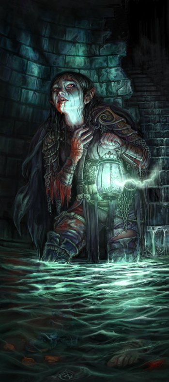 Dungeon Delve for Art Order, Digital