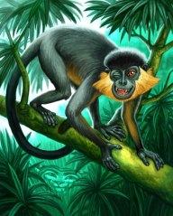 Monkey for Tiger Stripes ©Game Salute, Digital