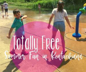 FREE Summer Fun in Kentucky
