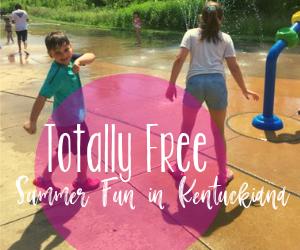 FREE Summer Fun in Kentucky