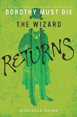 Danielle Paige - The Wizard Returns