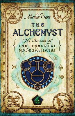 Michael Scott - The Alchemyst