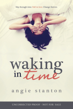 Angie Stanton - Waking in Time