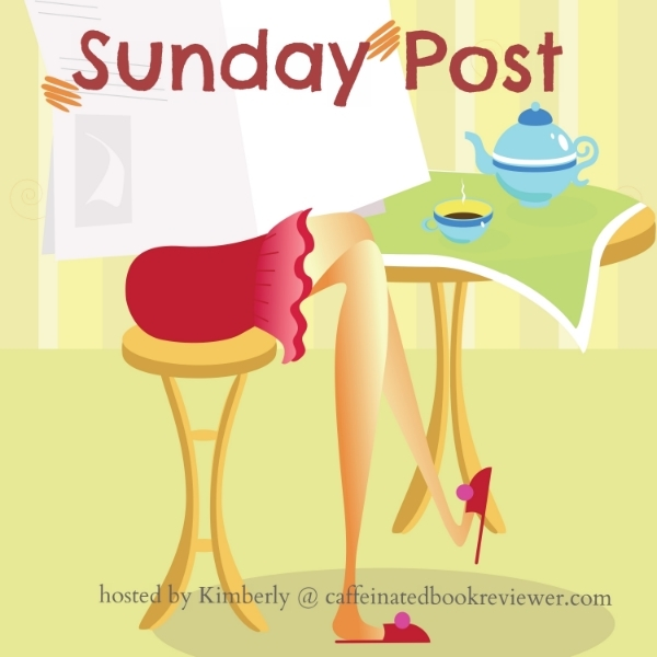 Sunday Post #36. April 9