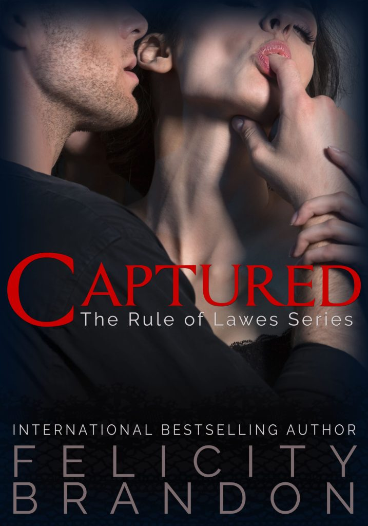 Book Cover: Captured