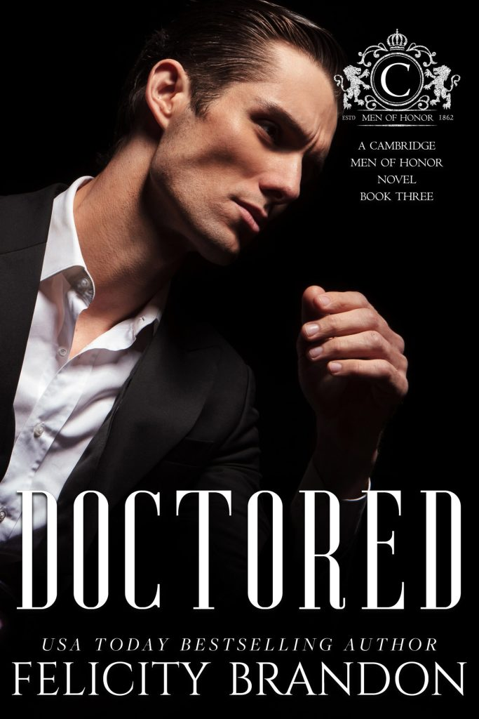 Book Cover: Doctored