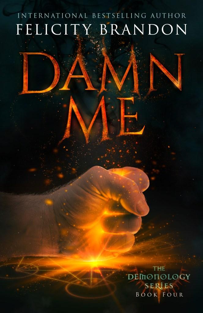 Book Cover: Damn Me