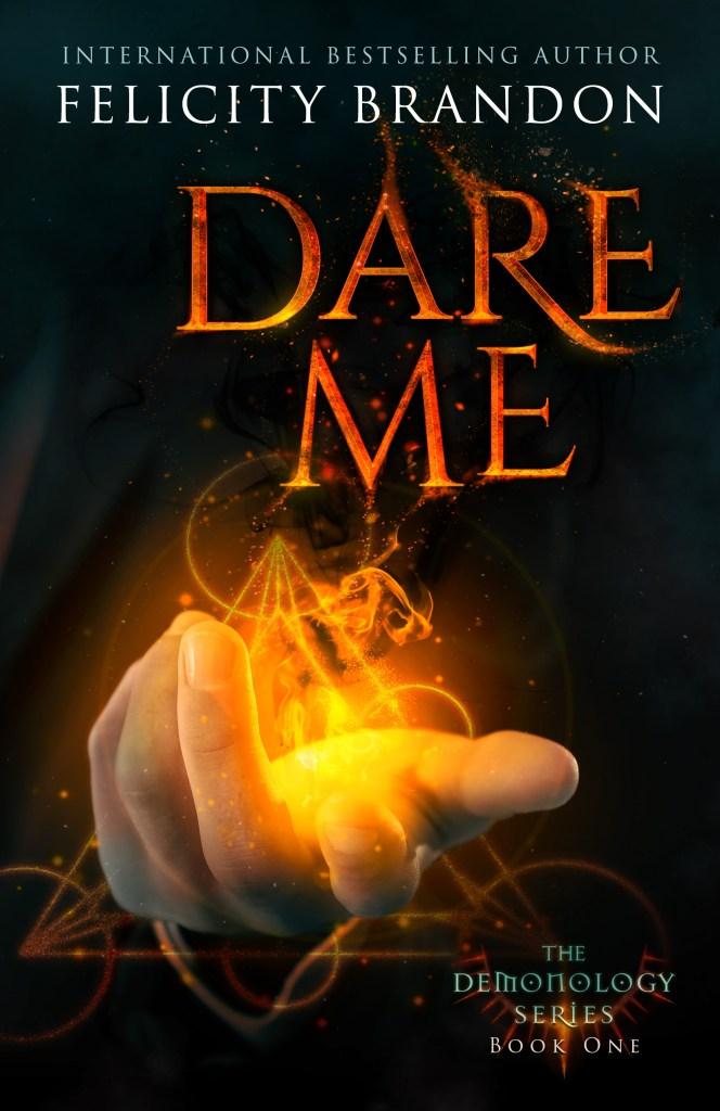 Book Cover: Dare Me