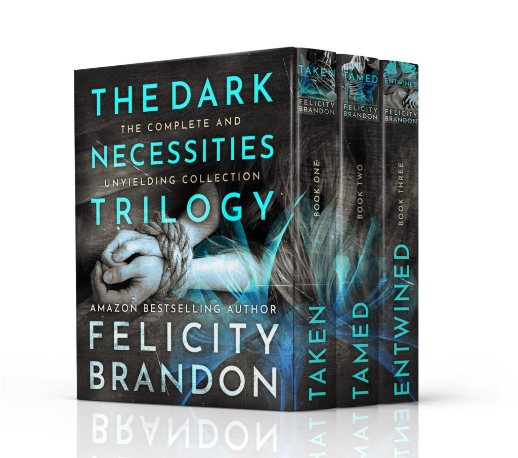Book Cover: The Dark Necessities Trilogy Collection