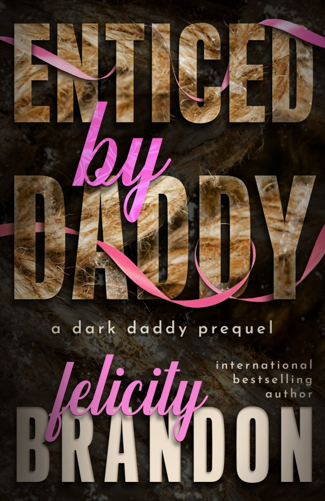 Book Cover: Enticed by Daddy