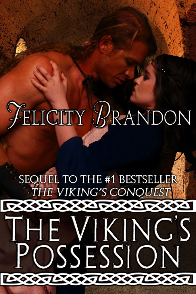 Book Cover: The Viking's Possession
