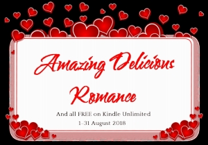 Amazing, delicious romance reads in Kindle Unlimited!