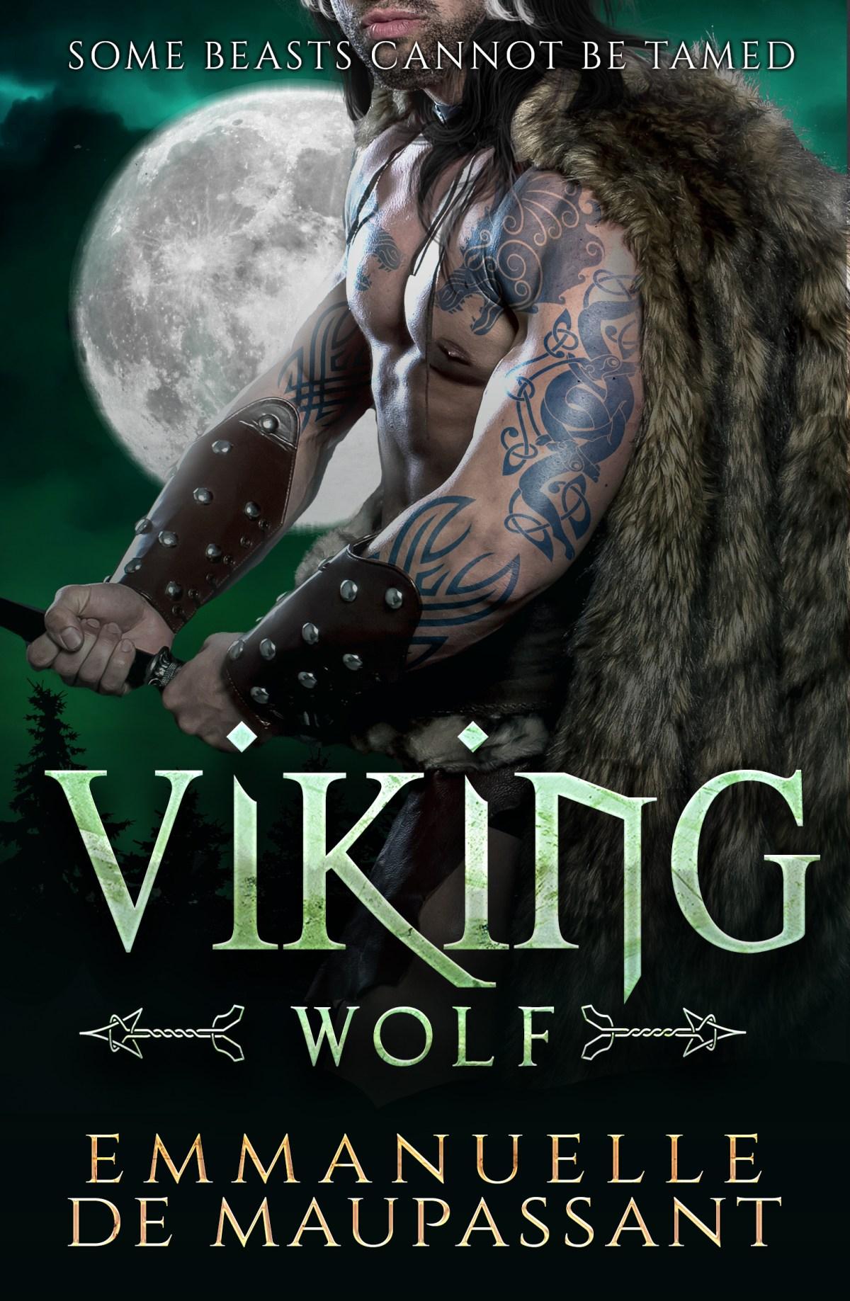 Free! Viking Wolf by  Emmanuelle de Maupassant
