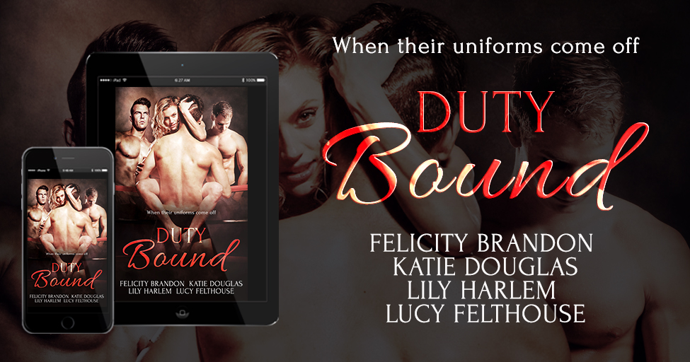 Happy release day to me, Duty Bound is live!