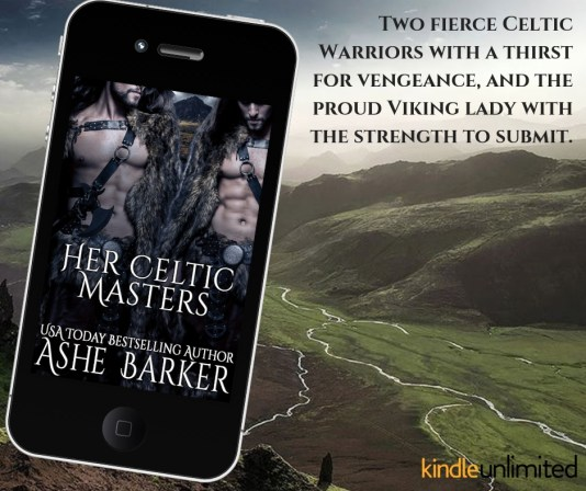 Her Celtic Masters - AB Promo 2