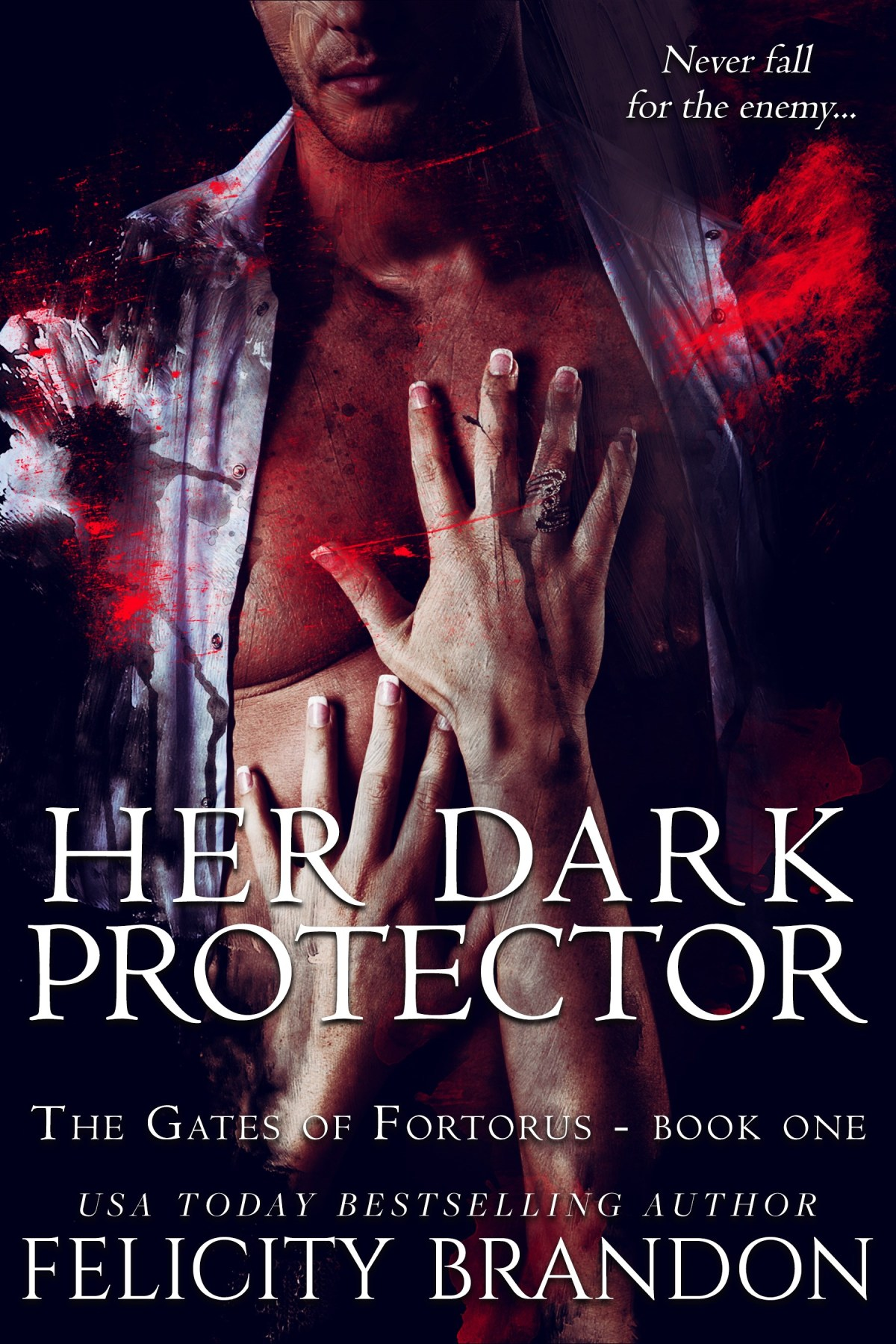 Her Dark Protector is LIVE, plus two amazing sales!