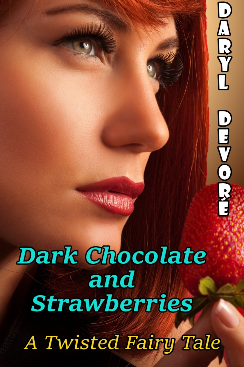 Dark Chocolate and Strawberries-DD Cover_DC and S