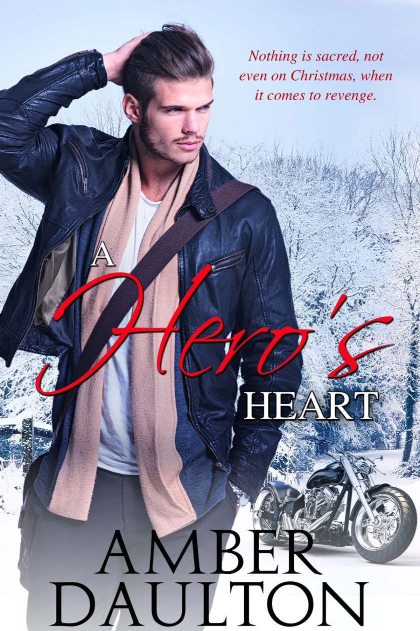 A Hero's Heart - AD Cover