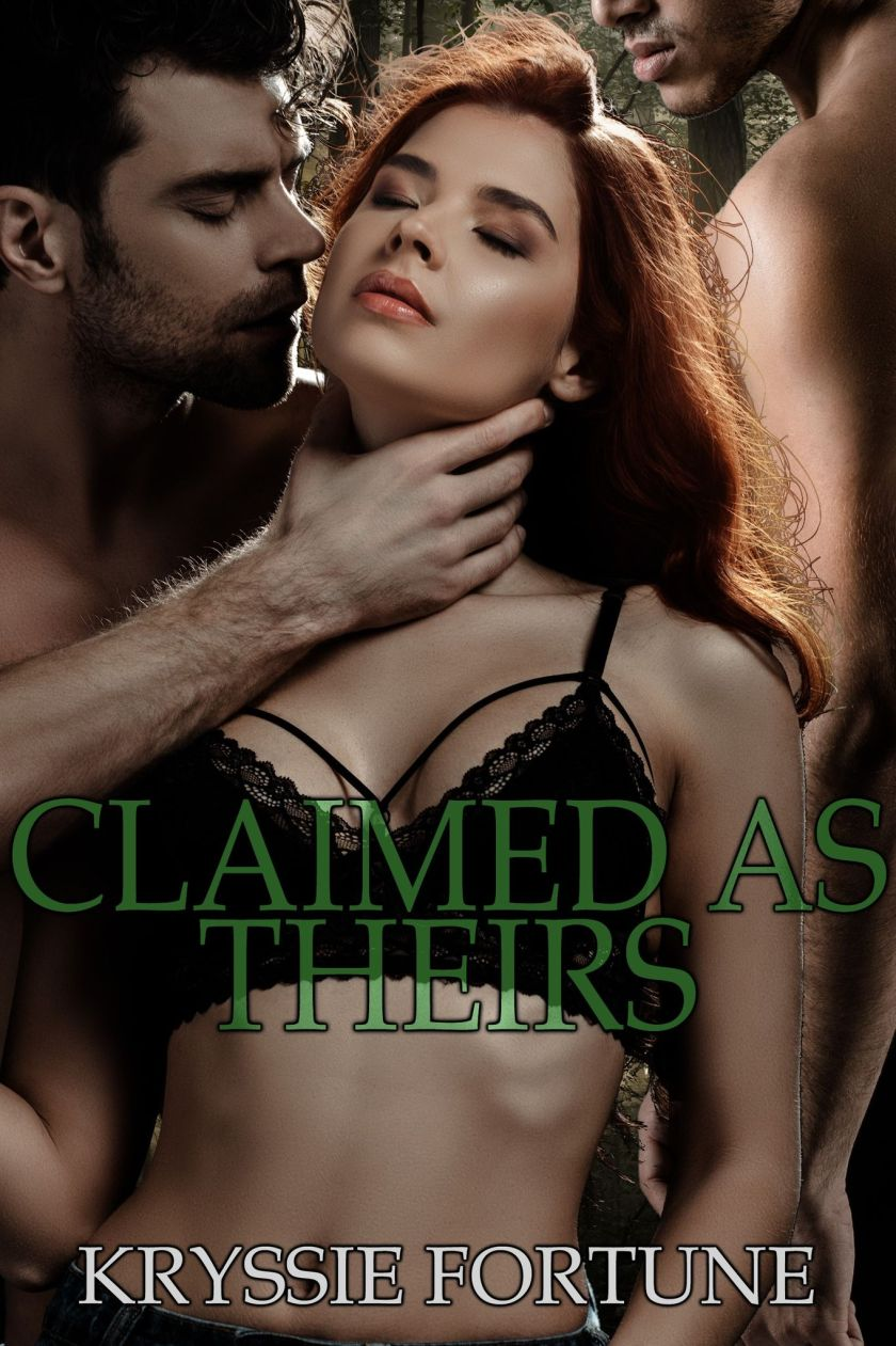 Claimed as Theirs - KF Cover
