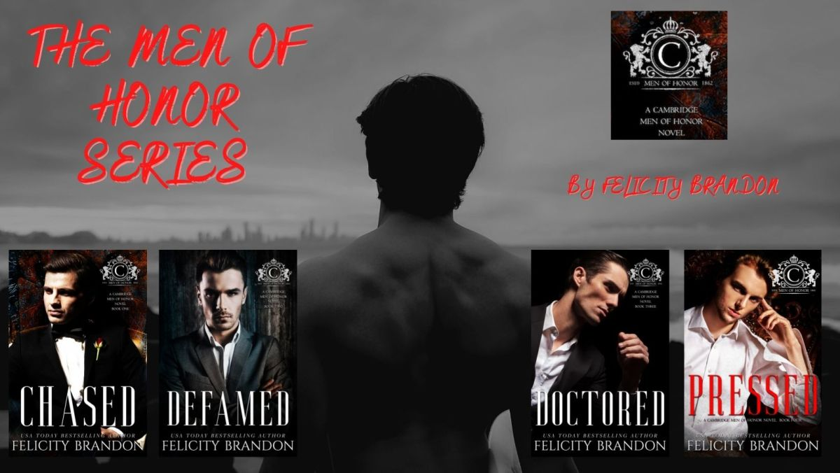 The Men of Honor Series—#preorder now!