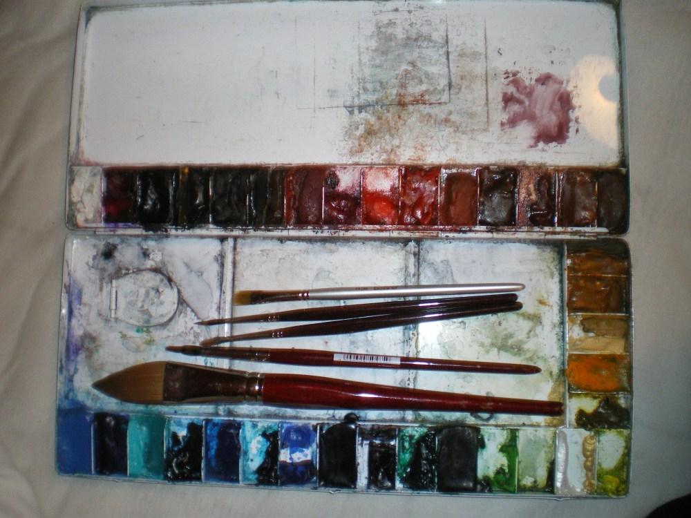 Mein Farbkasten