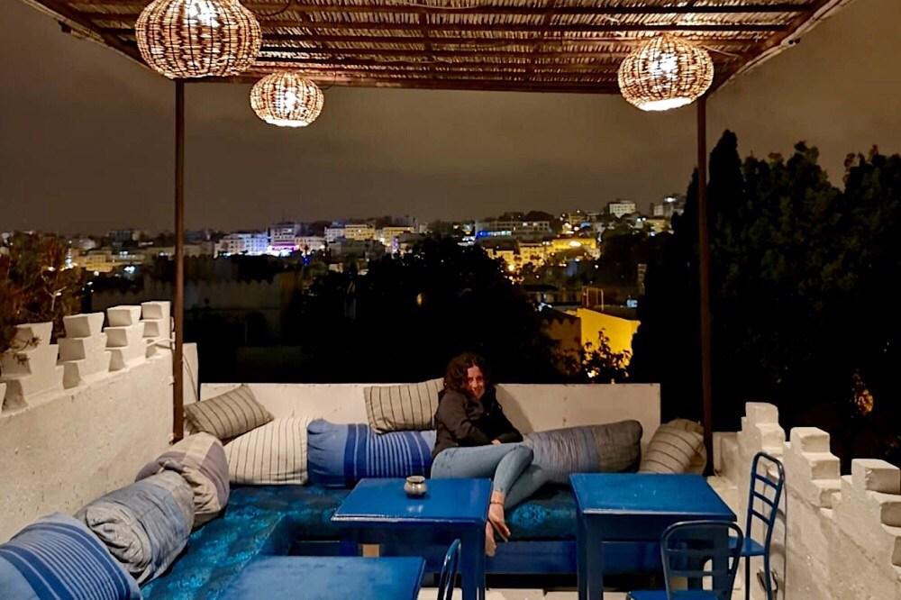 Tanger rooftops