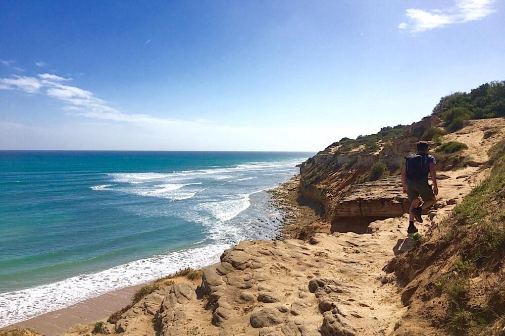 Barbate coast