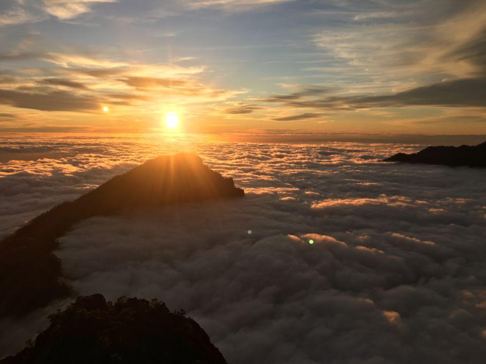GR131 Sunset