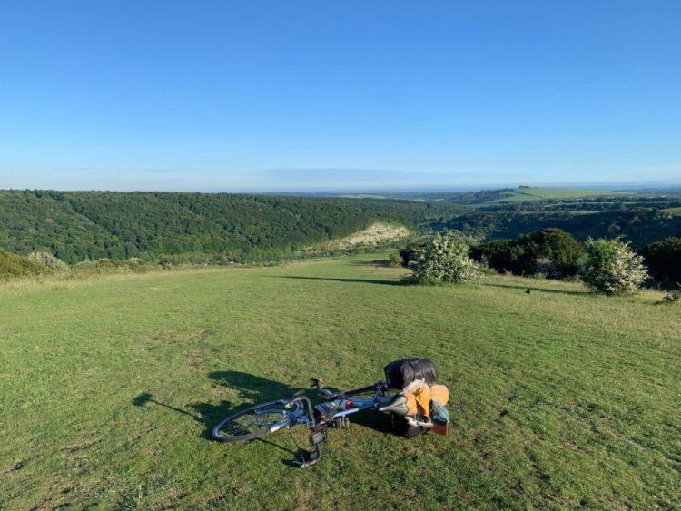 Butser Hill Cycling