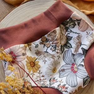 Bummie Vintage Flower/Rosenholz
