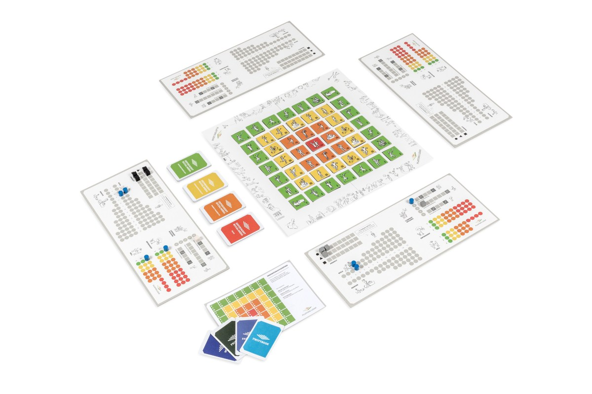 Playing Lean: the board game every entrepreneur or agile practitioner should play