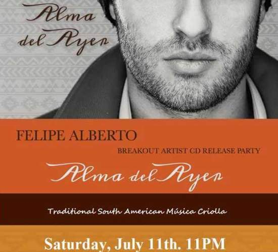 Alma del Ayer in White Plains, New York at Coliseum Night Club