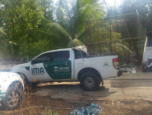 APA Costa dos Corais - apreensão de animais (2)