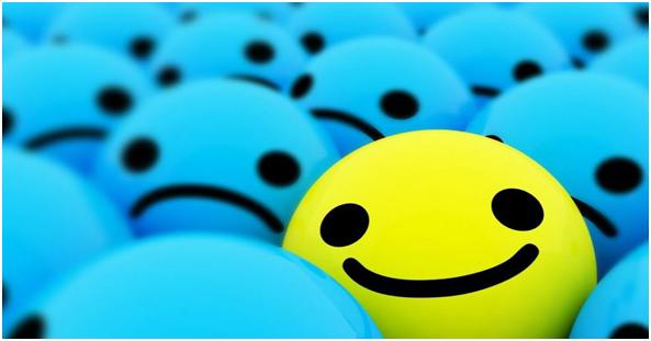 Mente positiva – Vida positiva.