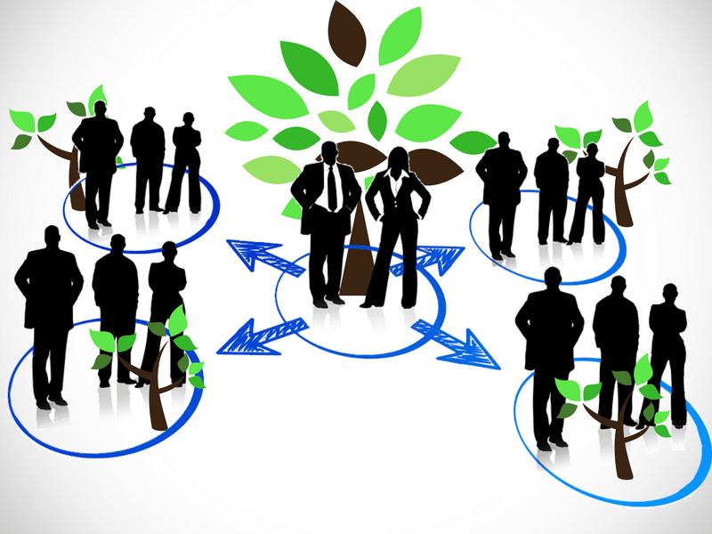 Emprendedor la diversificación en los negocios