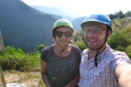 Mit Svenja auf dem HCM-Trail