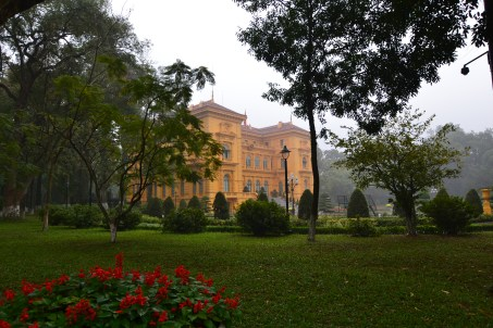 Palast des französischen Gourverneurs